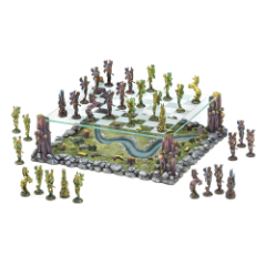 Fairy Chess Set