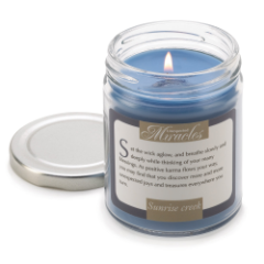 Unexpected Miracles Candle (qty 95)