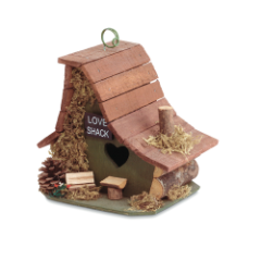 'love Shack' Birdhouse