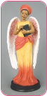 "Devotion Angel 11.25""H"